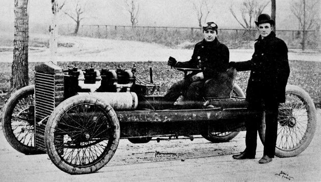 Henry Ford (1902)