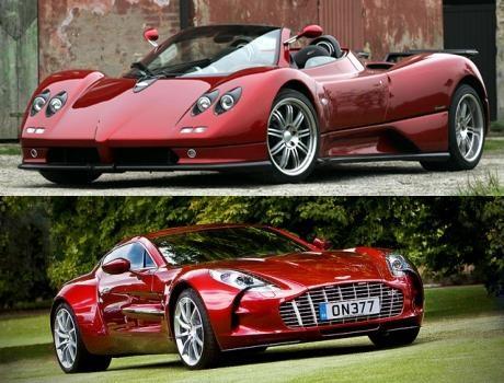 Aston-Martin-One-77-Pagani-Zonda-Cinque-Roadster