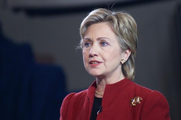 5. nejvlivnější ženou světa je všem dobře známá Hillary Clinton.