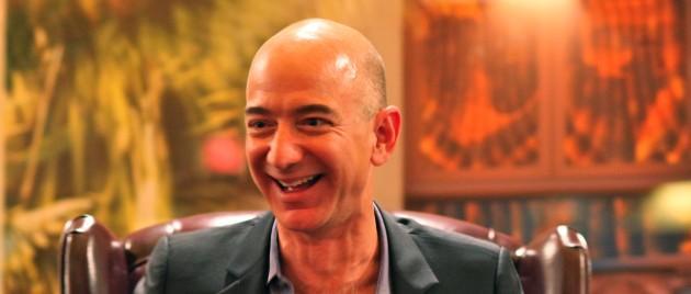 Jeff Bezos / Amazon