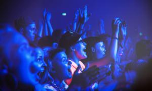 Flow Festival: Splynutí hudby a jídla