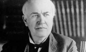 Thomas Alva Edison: Muž, který rozsvítil svět