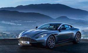Nový Aston Martin DB11: První oficiální fotografie