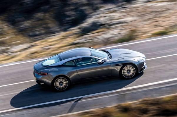 nový Aston Martin DB11