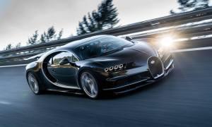Bugatti Chiron: Vesmírná loď na kolech