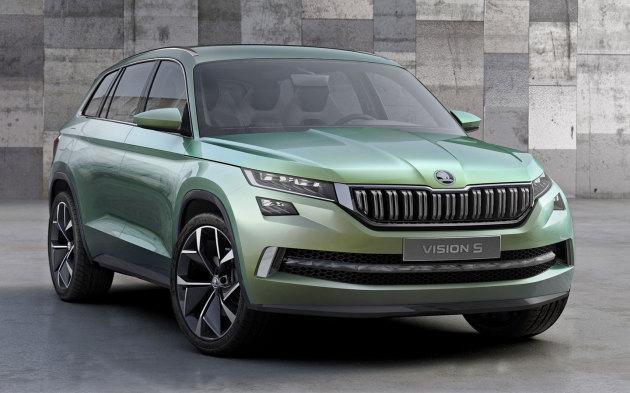 Škoda Vision S