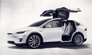 Tesla X: Hudba budoucnosti!