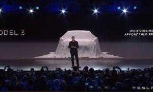 Tesla Model 3: Elektromobil dostupný i širší veřejnosti