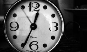 Cestování časem: Proč neměnit svou minulost?