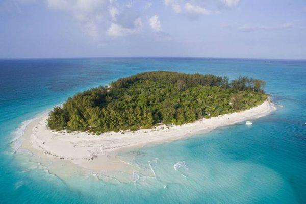 pustého ostrova