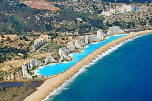 největší bazén na světě