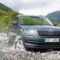Představena nová Škoda Kodiaq: Největší české SUV