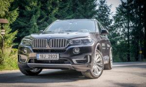 Nové BMW X5: Prémiový rodinný kolos