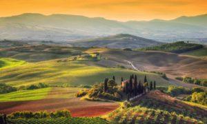 Nejkrásnější města italského Toskánska