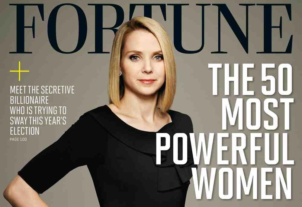 Marissa Meyer - Fortune