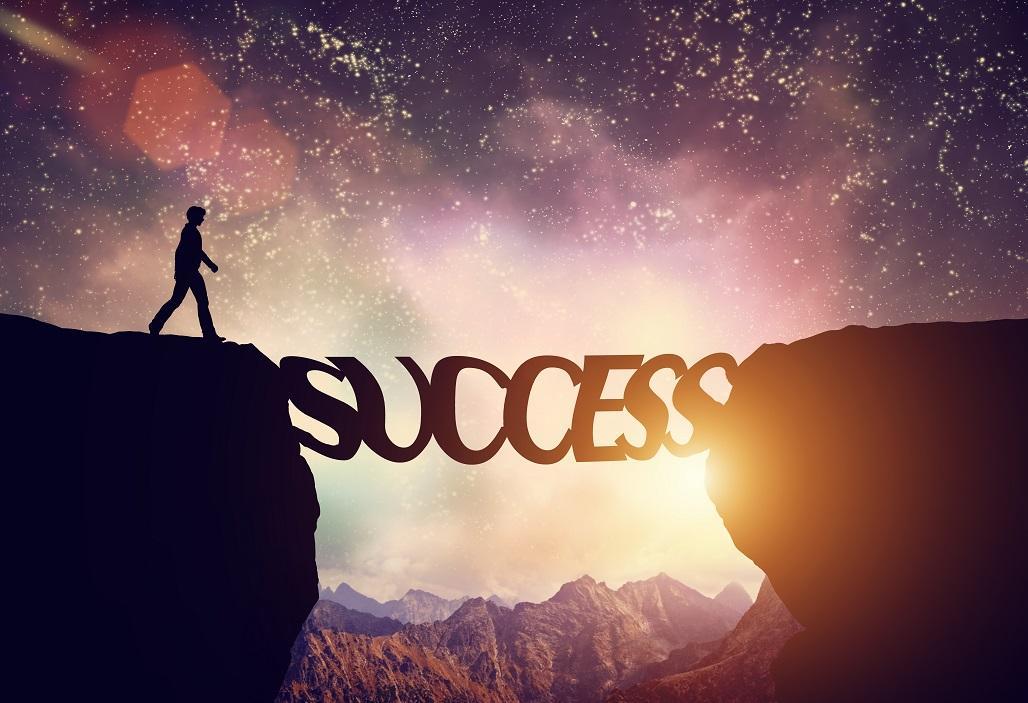 úspěch