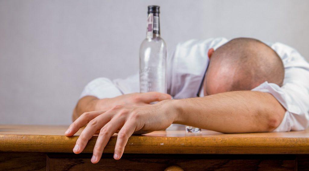závislost, pití