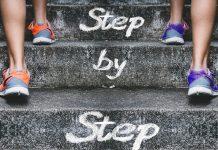 návyky, schody