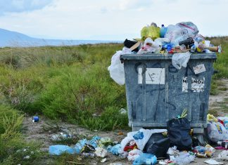 plast odpad ekologie